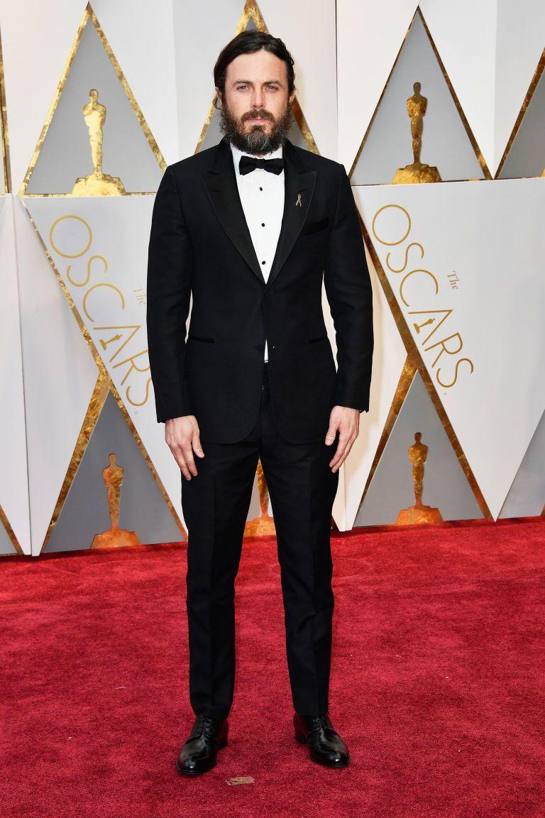 Casey Affleck agli Oscar 2017