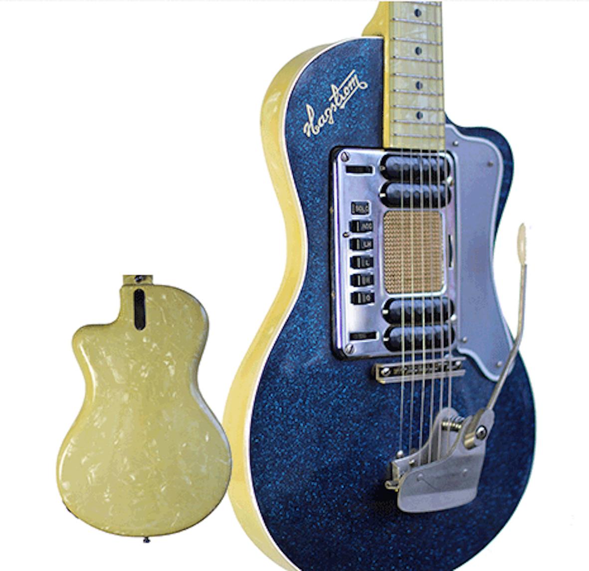 La chitarra di Kurt Cobain