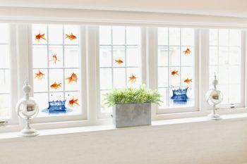 Come decorare le finestre di casa
