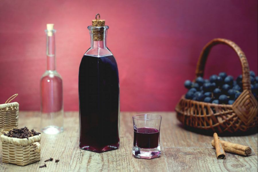 Corbezzolo liquore