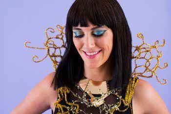 Idee make up e capelli per Carnevale 2017