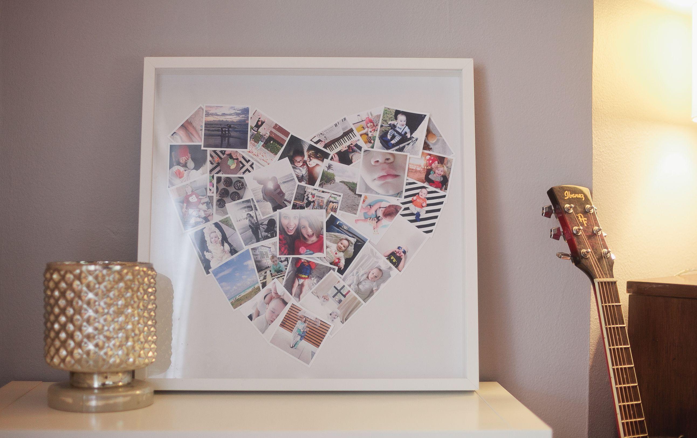 """DIY: i """"foto-regali"""" per San Valentino"""