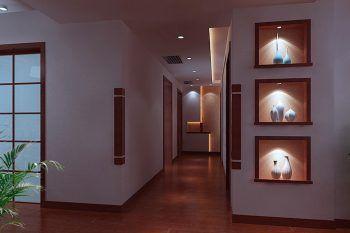 Come illuminare un corridoio buio
