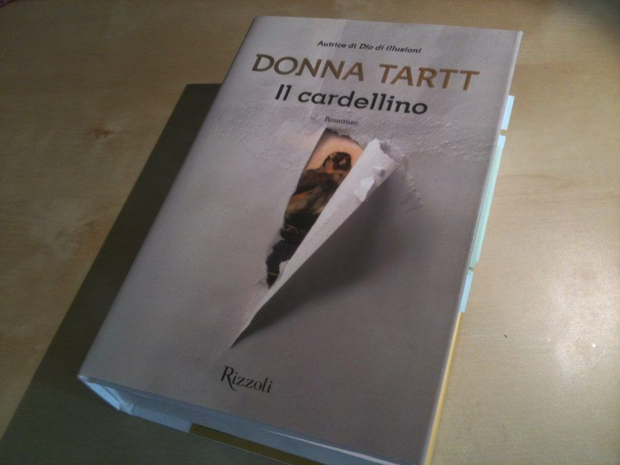 Il cardellino (The goldfinch) di Donna Tartt