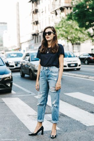 Eleonora Carisi alla Milano Fashion Week