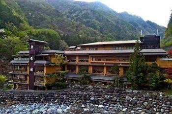 In vacanza nell'albergo più antico del mondo? Più di 1300 anni ben portati