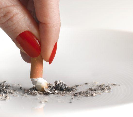 Non fumate in casa