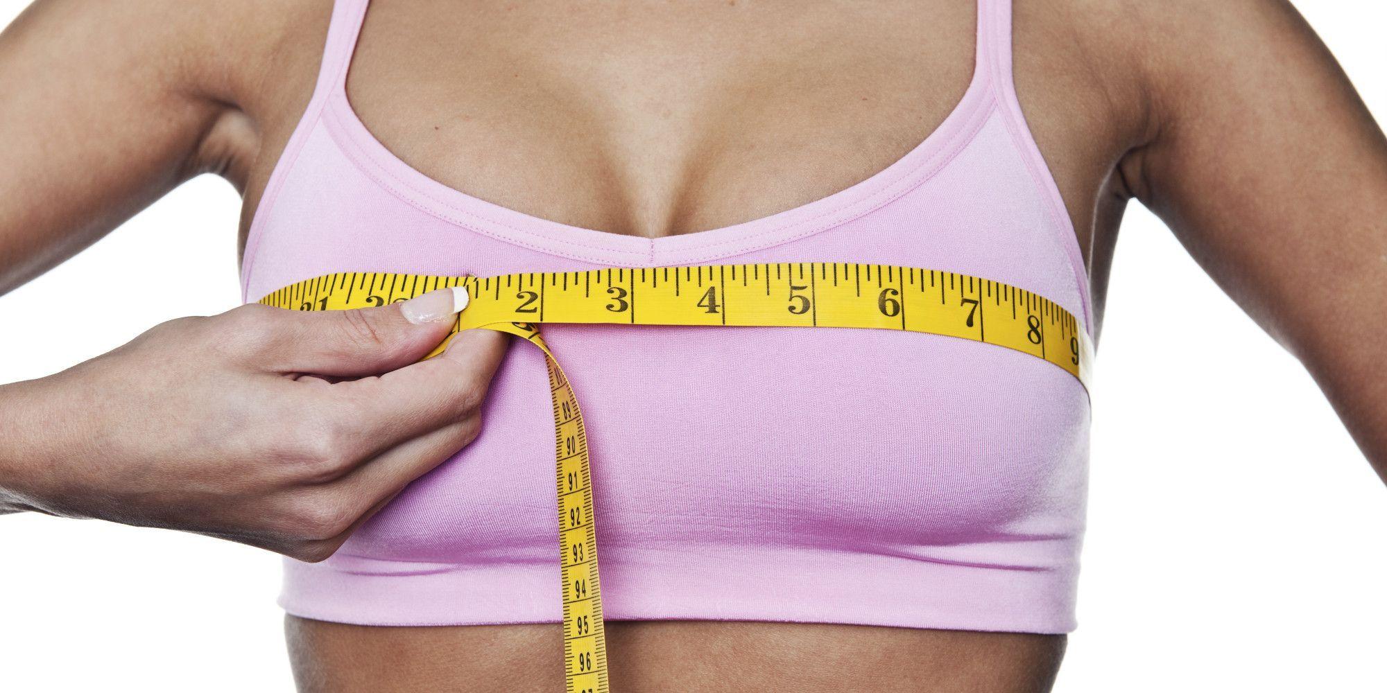 Come far aumentare di una taglia il tuo seno senza bisturi