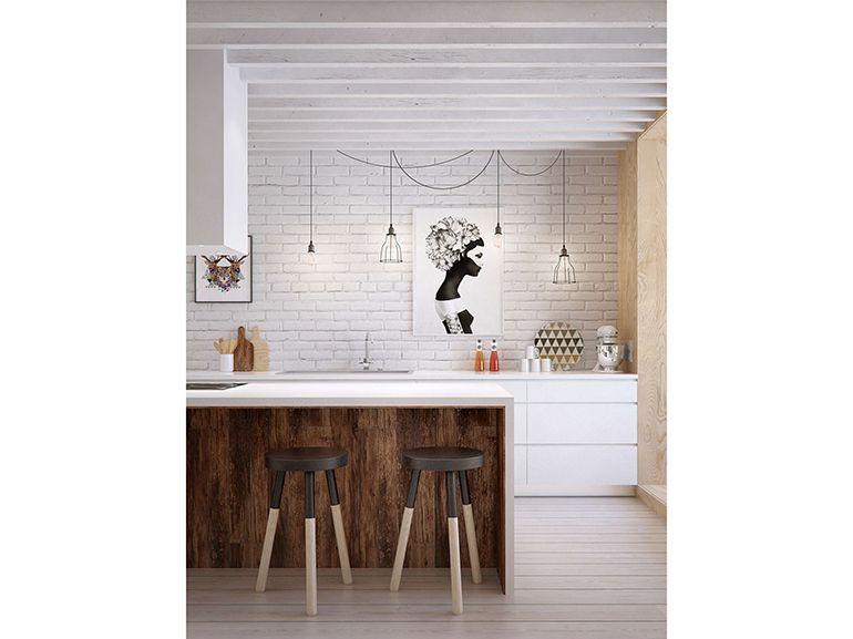 Un quadro in cucina