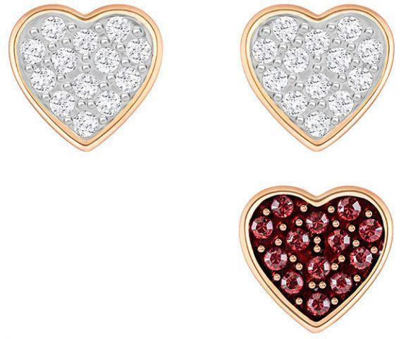Orecchini Crystal Wishes Heart €59 Swarovski