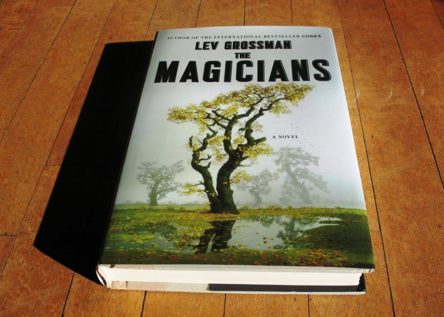 The Magicians di Lev Grossman