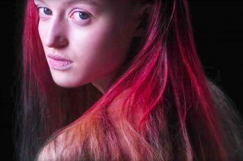 La tinta per capelli che cambia colore a seconda della temperatura