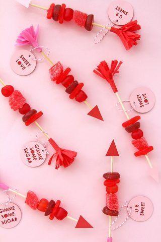 Frecce di caramelle gommose