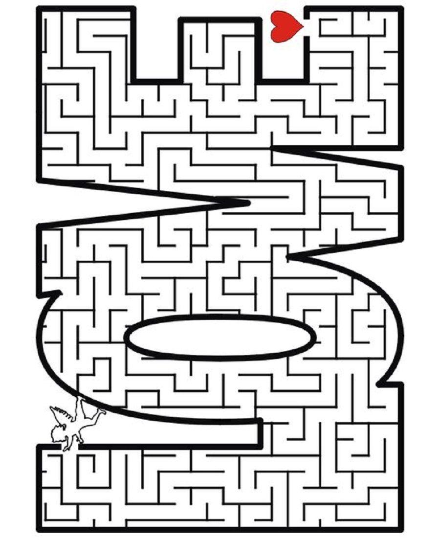 Labirinto da completare insieme