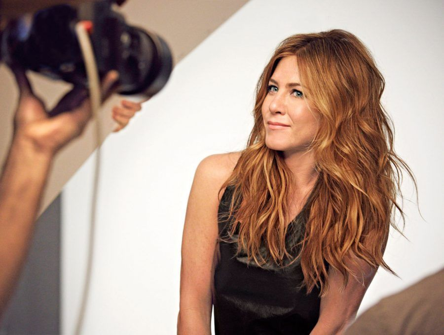 aniston look