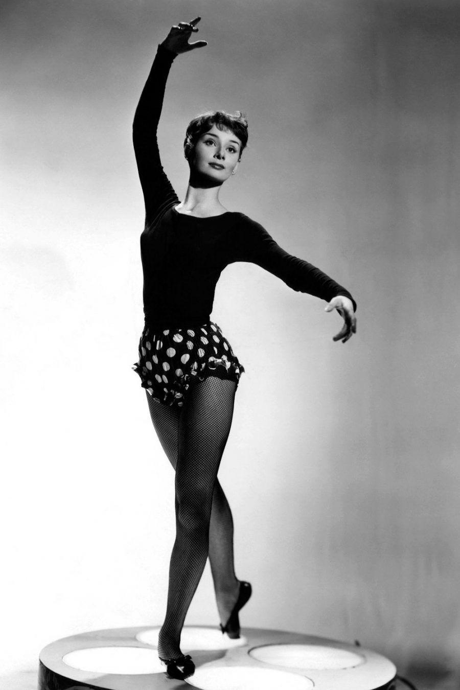 Audrey Hepburn e la passione della danza