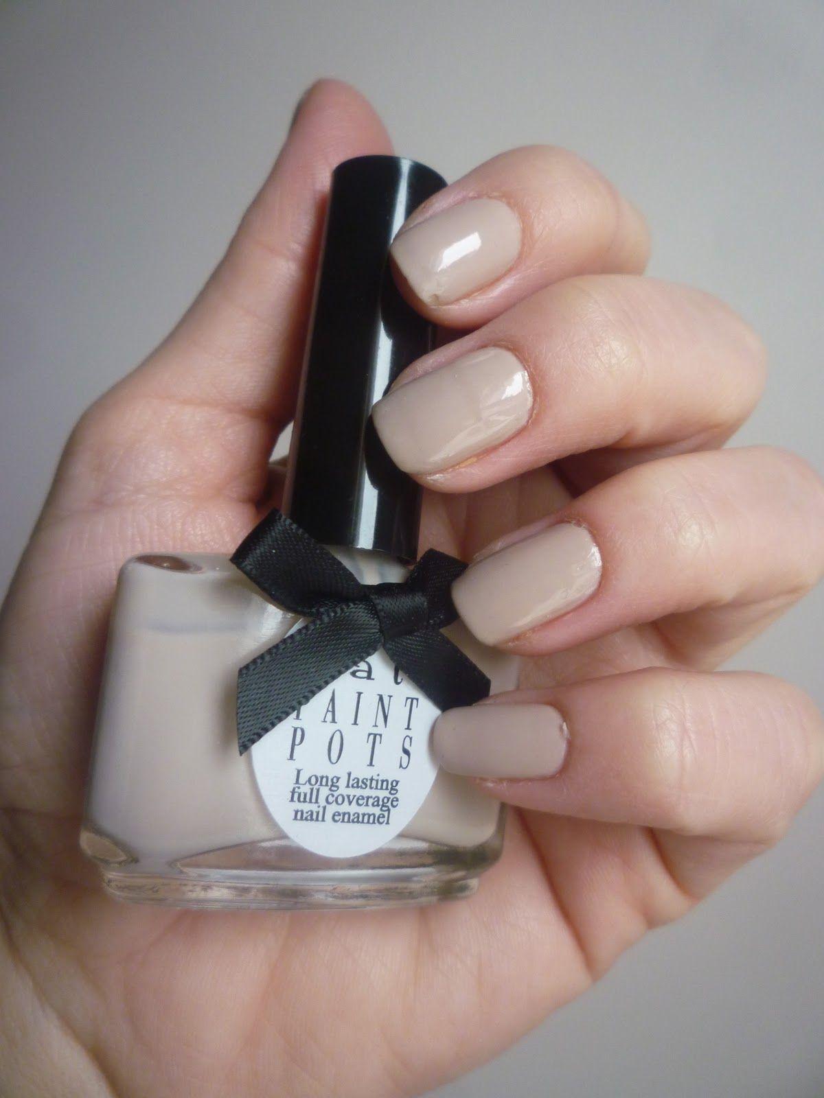 Manicure chiara
