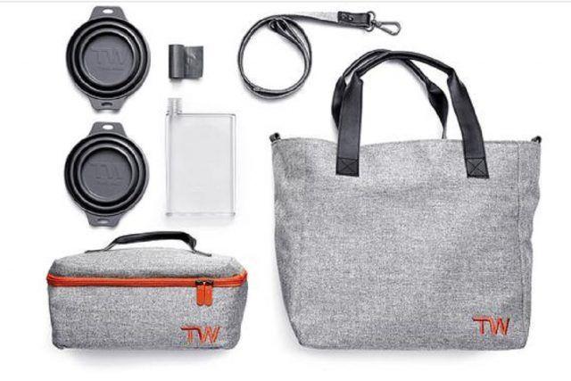 Tutto il necessario in una borsa