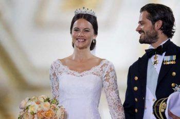La favola moderna di Sofia Hellqvist e Carl Philip di Svezia