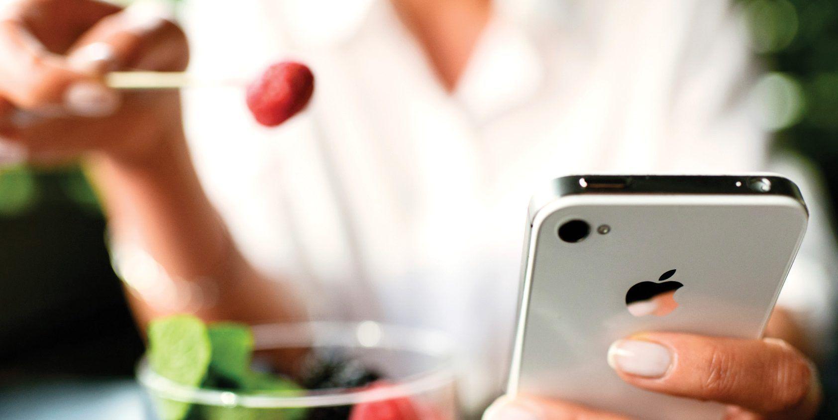 Le migliori 5 app per dimagrire