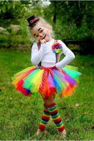 Costume di Carnevale fai da te: pagliaccio