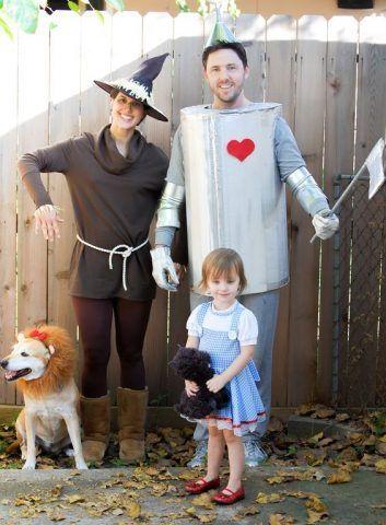 Costume di Carnevale fai da te: Il Mago di Oz