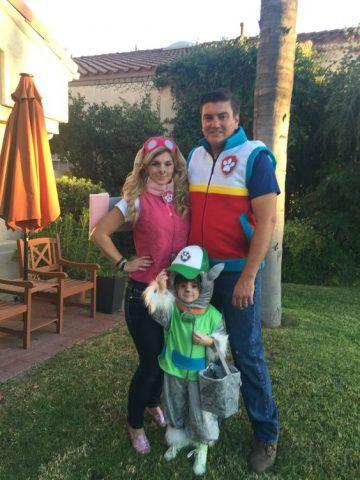 Costume di Carnevale fai da te: Paw Patrol