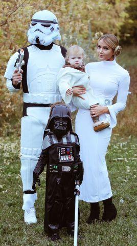 Costume di Carnevale fai da te: Star Wars