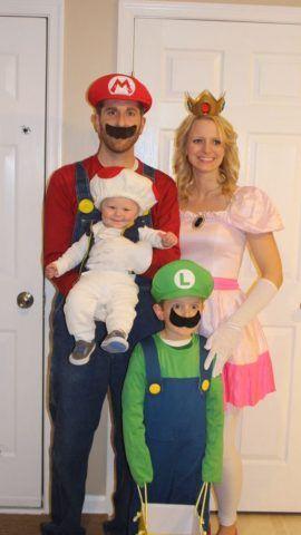 Costume di Carnevale fai da te: Super Mario