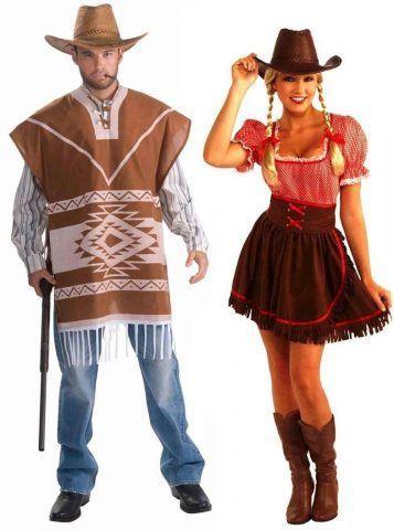 La coppia western