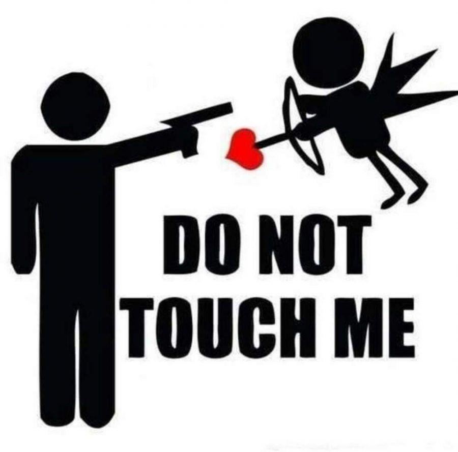 Cupido, maledetto, pussa via!