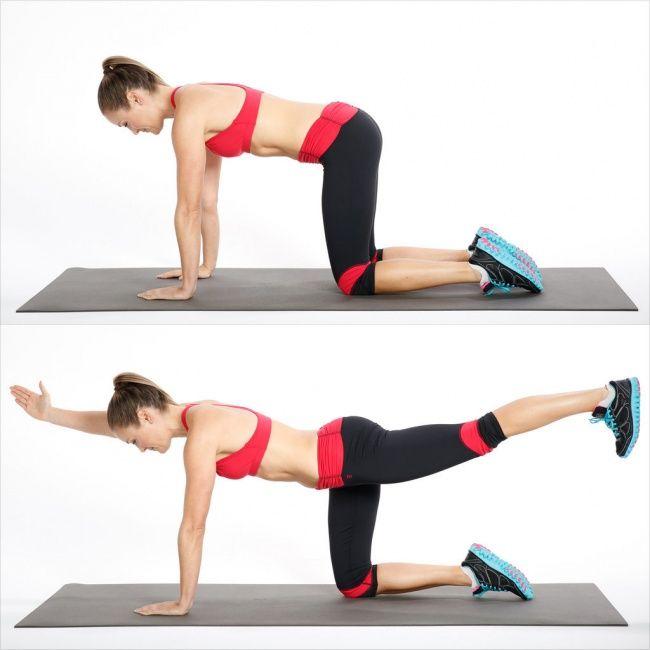 Tonificare i muscoli di cosce e glutei