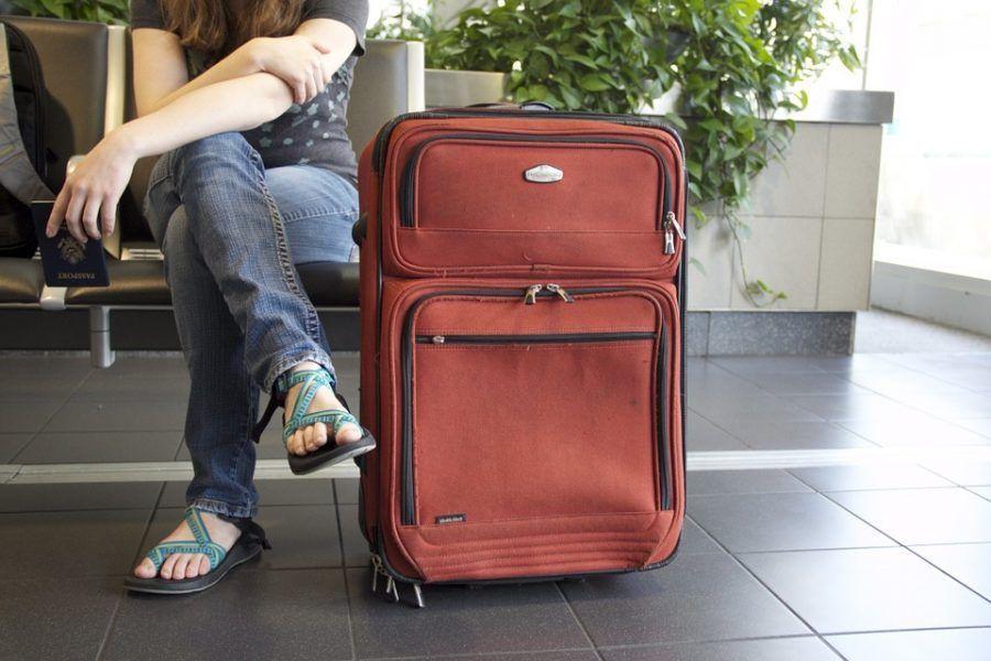 La valigia è pronta in un lampo!