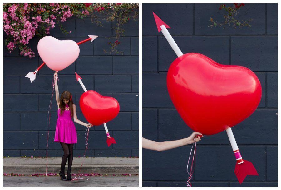 palloncini cupido fai da te