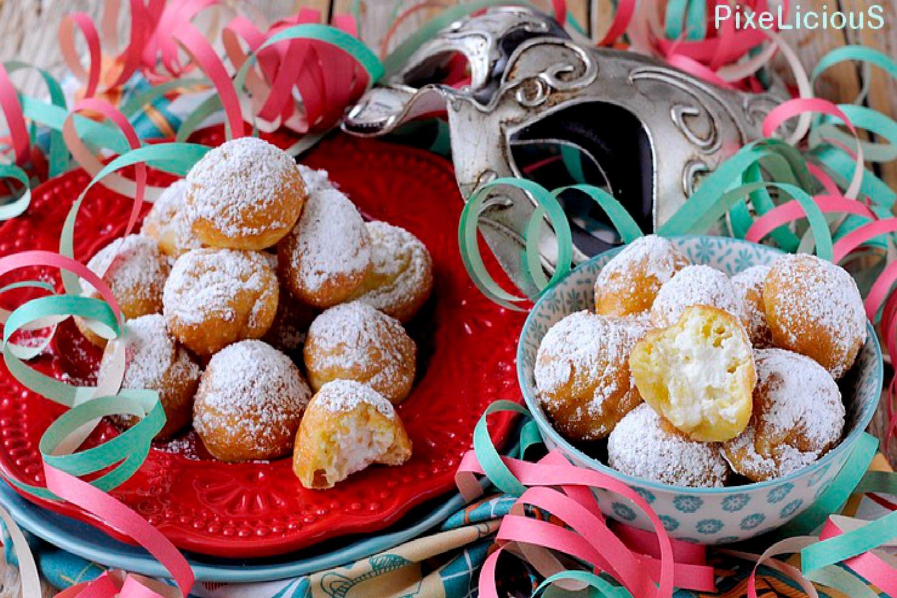 10 dolci fritti da provare a Carnevale