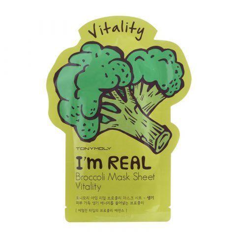 Tony Moly – Broccoli Mask Sheet Vitality
