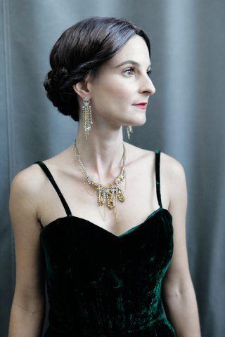Lady Mary Crawley di Downton Abbey'