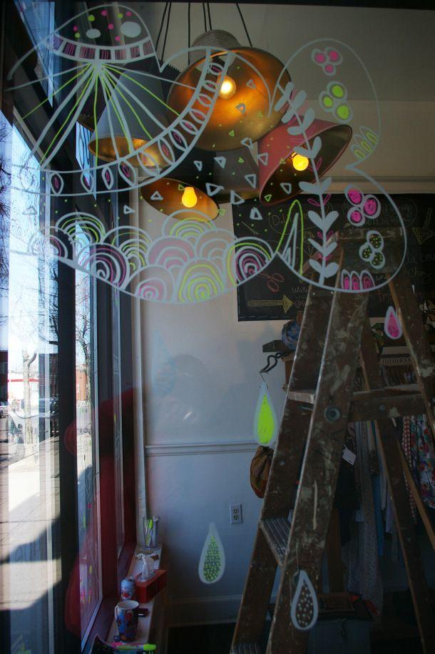 Come decorare le finestre di casa  Bigodino