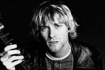 In vendita la chitarra di Kurt Cobain
