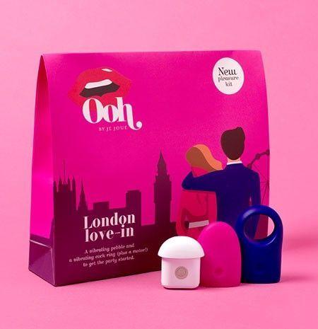 London Pleasure Kit €75