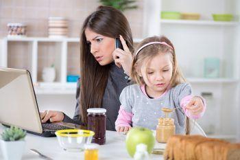 Sei mamma? Ecco i lavori che puoi fare da casa