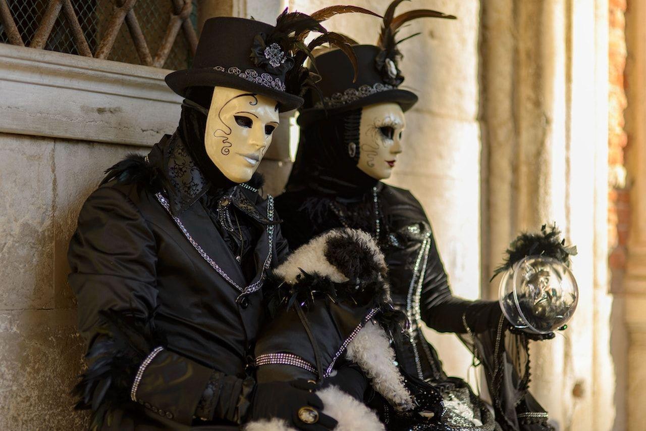 Maschere di Carnevale della tradizione veneziana