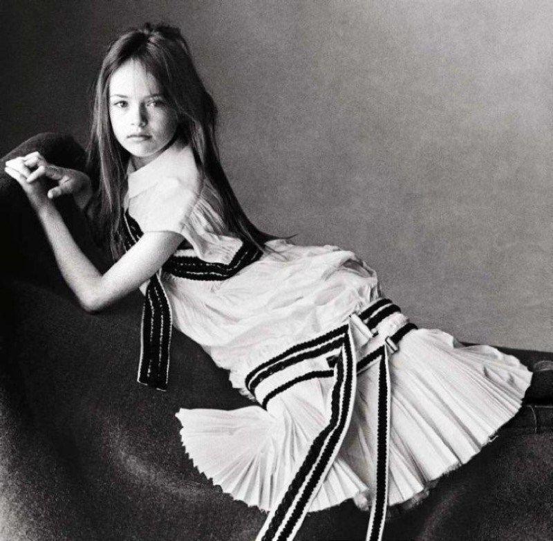 Nel 2012 è stata anche protagonista di Vogue Bambini, edizione italiana, e di un servizio fotografico su Vogue Italia.