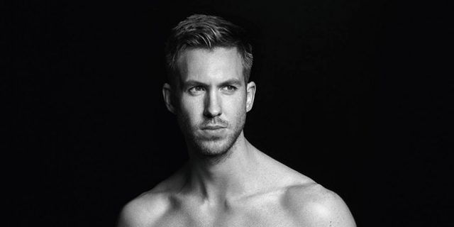 In posa per Calvin Klein