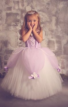 Costume di Carnevale fai da te: principessa