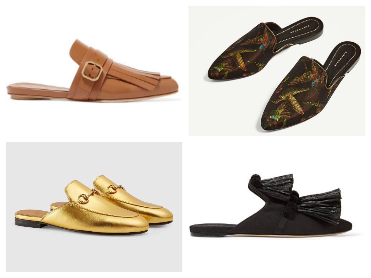 sabot slippers
