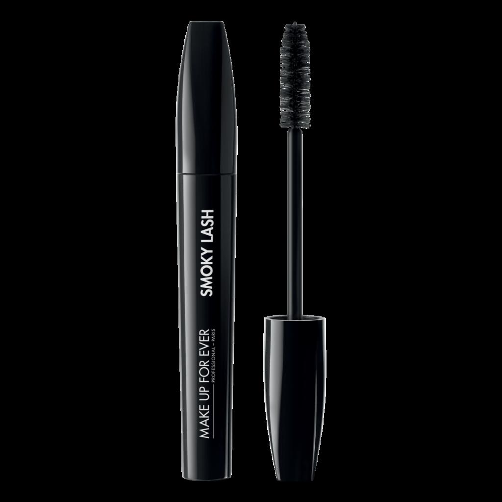 Lash smoky make up forever - lunghezza, volume e curvatura, in un solo mascara ultra pigmentato.