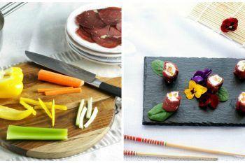 Bresaola-Sushi: come si prepara