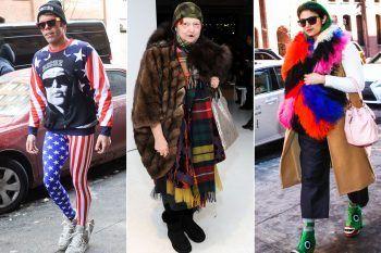 17 outfit che non avremmo mai voluto vedere