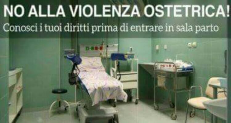 Violenza ostetrica? Potete difendervi!